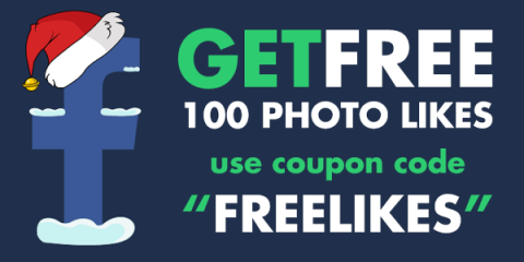 Get FREE Facebook Photo Likes