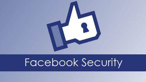 Get a Facebook security checkup