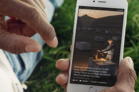 Facebook now lets select publishers curate multiple Instant Articles in one post