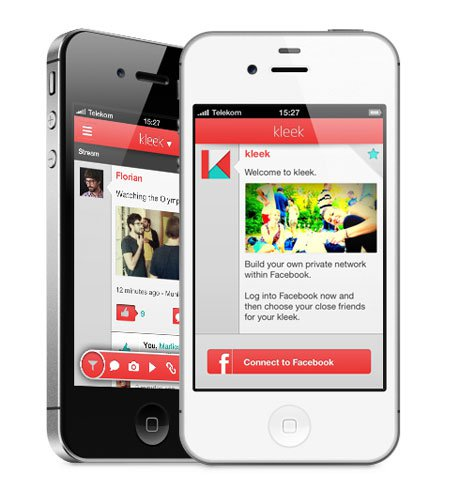 Social-Media-Apps-Kleek