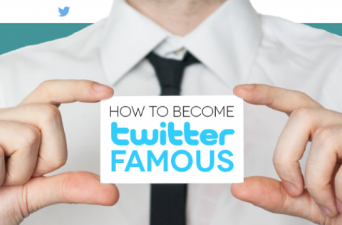 How to become Twitter famous: a seven step guide