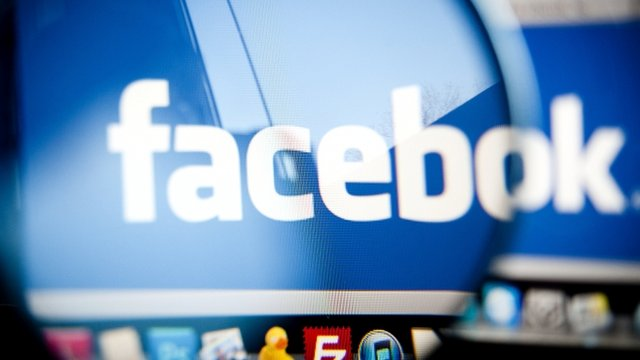 how to change facebook profile to private
