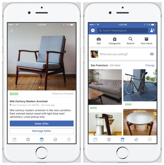 you can now buy and sell things on facebook using its marketplace feature geohits. Black Bedroom Furniture Sets. Home Design Ideas