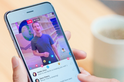 Facebook is bringing ad breaks to more live and on-demand videos