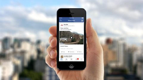 Facebook Videos to Auto-Play With Sound Turned On
