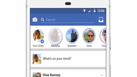 Facebook launches Stories globally with new camera filters, effects, and more