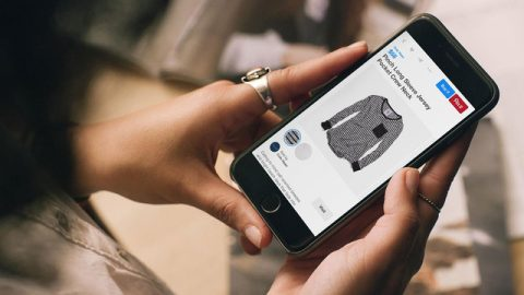 PINTEREST NOW LETTING BRANDS USE VISUAL SEARCH TOOLS TO DRAW USERS TO THEIR WARES