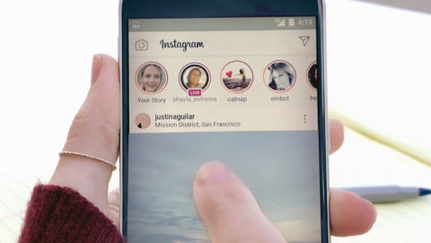 Instagram could soon let you shoot stop-motion videos for Stories