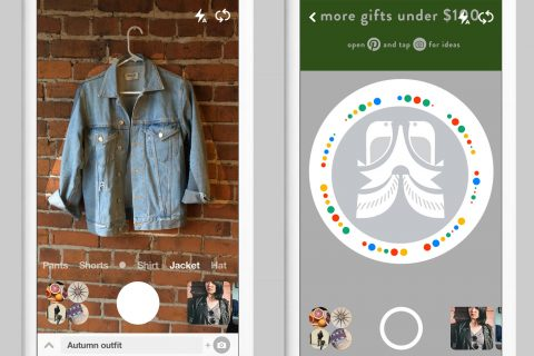 Pinterest's expanded visual search tools help you find things you can't name