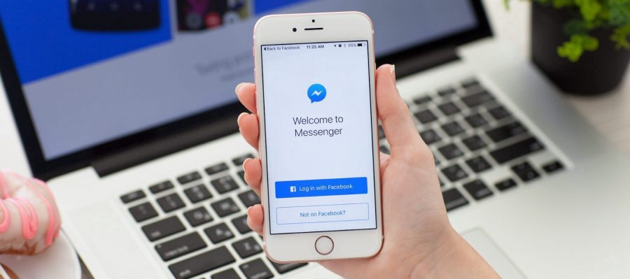 how to to delete messages of face messenger